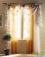 Cách chọn rèm cửa cho nhà hẹp